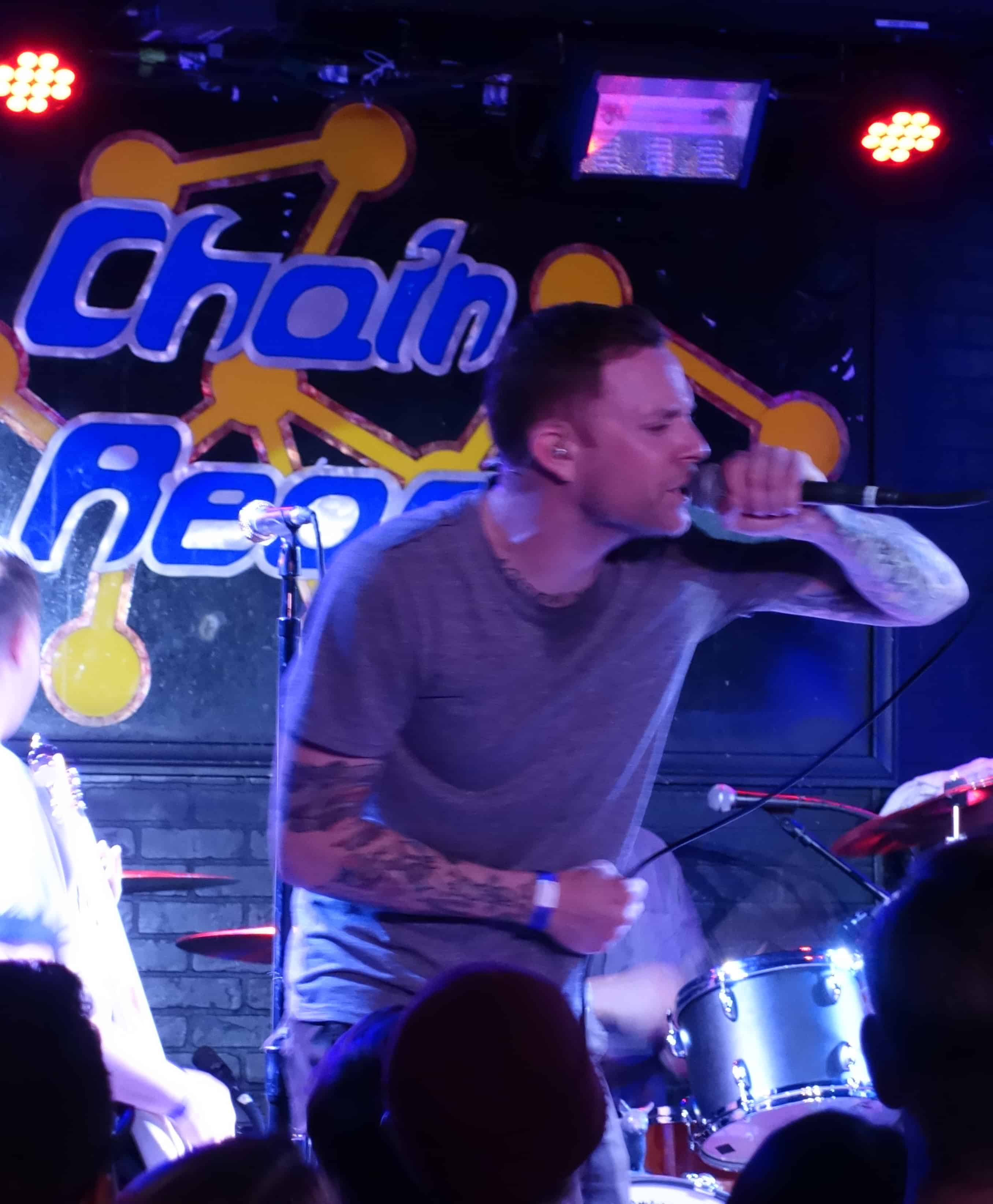 I Am The Avalanche at Chain Reaction