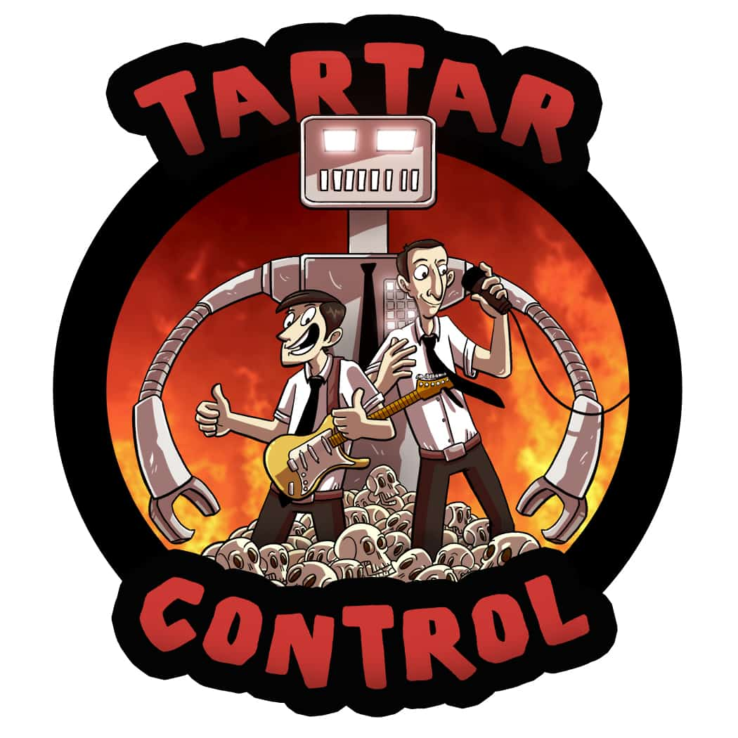 Tartar Control at the Comedy Central Stage