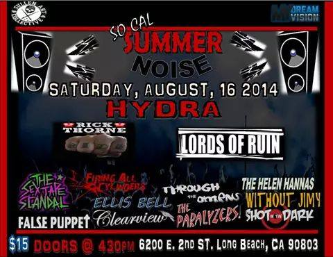 So Cal Summer Noise Review