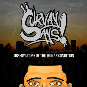 Survay Says Observations Album Cover