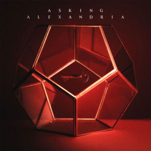asking alexandria self-titled cover